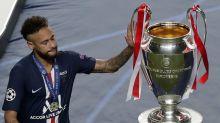 Neymar left in tears after PSG suffer Champions League final heartbreak