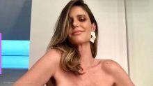 Fernanda Lima falta em casamento em que era madrinha