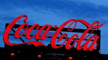 Coke shares hit all-time high as new drinks win customers