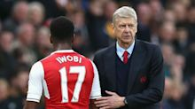 Iwobi a victim of Arsenal slump but says he has experienced 'worse'