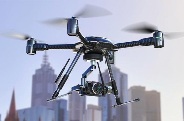 Blackmagic launching a tiny, drone-friendly RAW cinema camera
