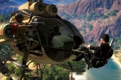 Just Cause movie gets some traction with (re)writer, subtitle
