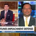 Republicans lay out key pieces of evidence in impeachment defense of Trump