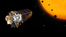 Nasa schedules press conference as it announces breakthrough in mission to find Earth-like planets