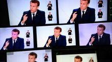 Couvre-feu: plus de 20 millions de téléspectateurs ont suivi les annonces de Macron