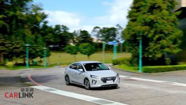 【試駕報導】現代通往未來的窗:Hyundai IONIQ Hybrid