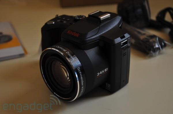 Kodak EasyShare Z980 unboxing and impressions