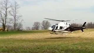 RAW VIDEO: Police Helicopter Joins Search