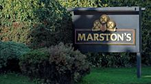Pub owner Marston's sees US suitor walk away from potential takeover