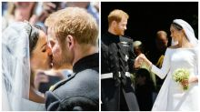 What Harry and Meghan's royal wedding body language tells us