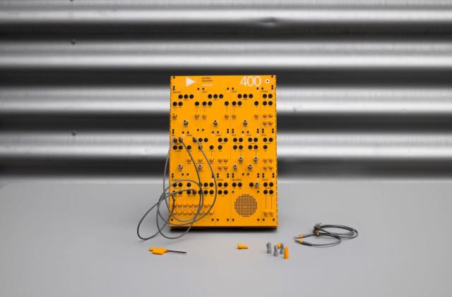 Teenage Engineering is making modular synths for the masses