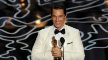 Matthew McConaughey says 'True Detective' won him the Oscar for 'Dallas Buyers Club'