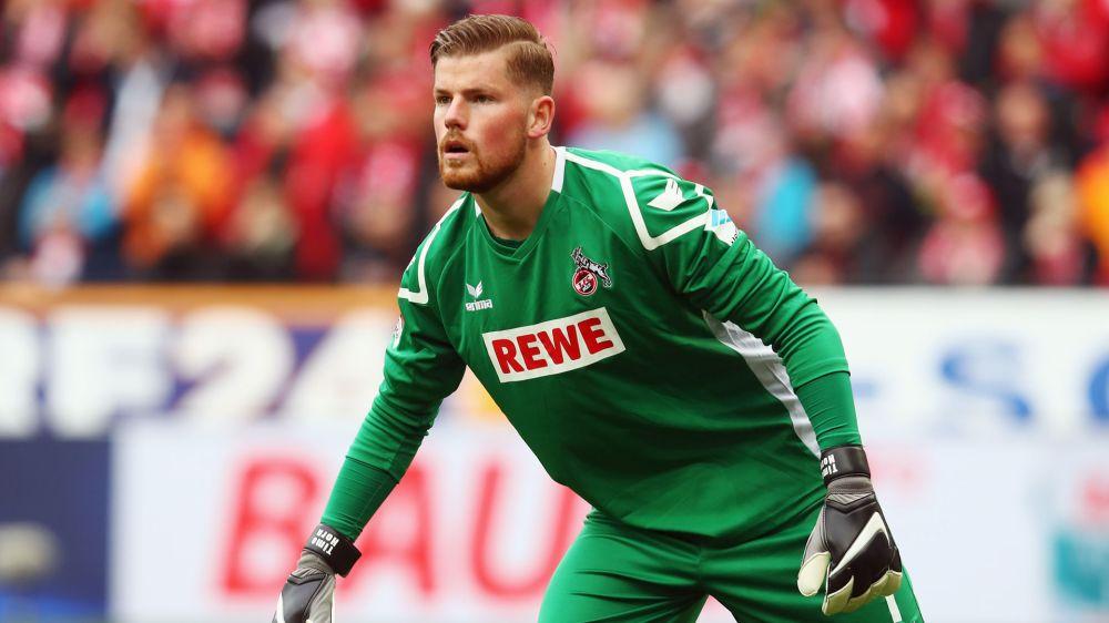 Offiziell: Torwart Horn verlängert bis 2022 beim 1. FC Köln