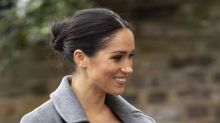 'We love you Mama Meghan': Meghan Markle shrugs off family drama — and gets rave reviews — in $1,480 dress