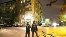 Räumung: Polizei richtet Sperrkreis rund um die Liebigstraße 34 ein