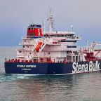 British say 2nd vessel has been seized by Iran in Strait of Hormuz