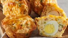 Bacon, Egg and Cheese Breakfast Muffins