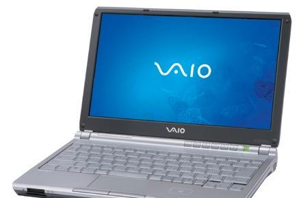 Sony's Vaios prepped for Vista: updates to T, F, F TV, G, A, S, and U models