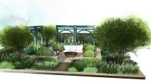 Covent Garden to be reimagined as a Show Garden at the Chelsea Flower Show