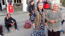 Arménie: avec la guerre, l'épidémie de Covid repart
