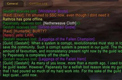 Guildwatch: The drama trifecta