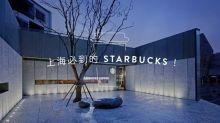 全上海最美的 Starbucks!富建築與禪學的空間,展現遺世獨立之美