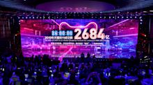 Alibaba wants to go 'beyond China' as it posts record Singles Day sales