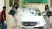 Kiara Advani Spotted in Juhu Dubbing For Laxmibomb