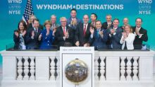Wyndham Destinations Rings Opening Bell On New York Stock Exchange