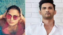 Rhea Chakraborty shared her video before Sushant's death, now viral