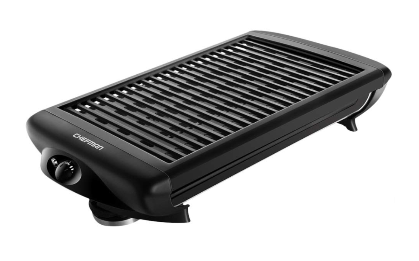Chefman Electric Smokeless Indoor Grill with Non-Stick Cooking Surface