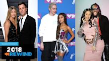 Jen and Justin, Pete and Ariana, Cardi and Offset: 10 biggest celebrity breakups of 2018