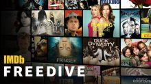 Freedive: IMDb lanza su propio servicio gratuito de streaming de películas