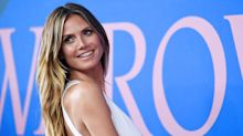 Heidi Klum Shares Her Trick for Glowing From Within