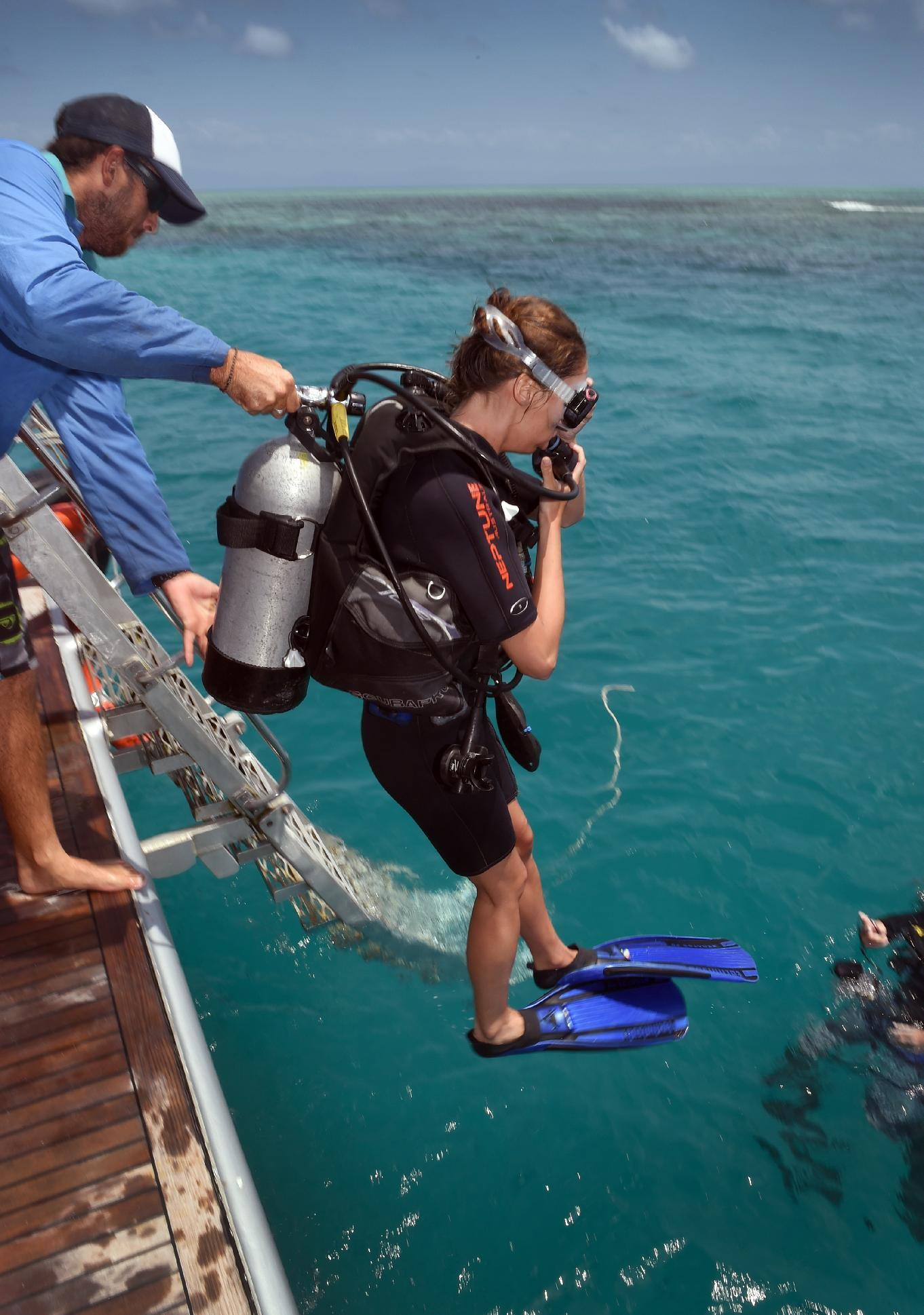 Great Barrier Reef survival key to indigenous identity