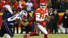 NFL odds: Patriots open as heavy underdogs vs. Chiefs in Week 4