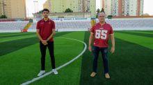 Sporting Clube de Goa's Shanon Viegas hopes to shine in Portugal