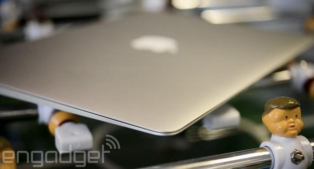 Apple's MacBook Air is now $100 cheaper and has a slightly faster processor
