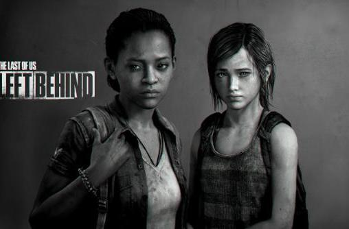 The Last of Us 'Left Behind' DLC opening cinematic riles up Ellie