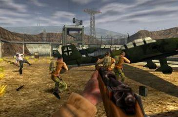 Medal of Honor: Heroes downloadable demo