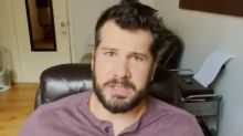Steven Crowder hospitalized, has message for his fans: Death, 'he's a d***'