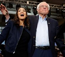 Bernie Sanders and Alexandria Ocasio-Cortez Don't Seem to Agree on Medicare for All