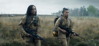 'Annihilation' haircut was 'hellish' for Gina Rodriguez