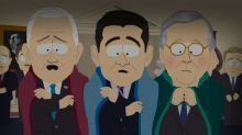 'South Park' dives back into politics with Republican leaders terrified of President 'Trump'