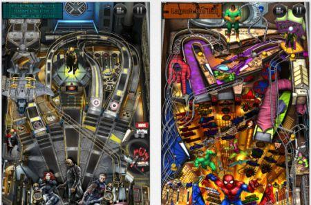 Daily iPhone App: Marvel Pinball is a great app hindered by a bad model