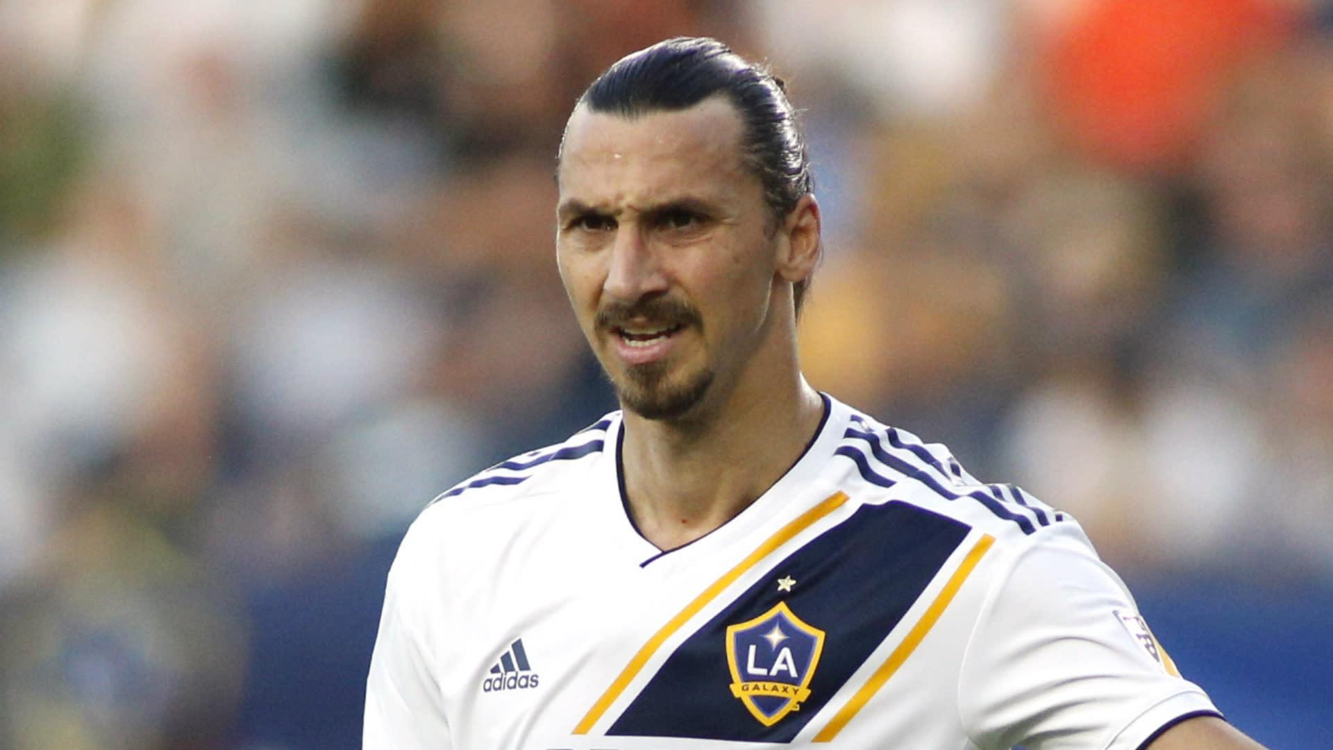 Zlatan Ibrahimovic To Skip Mls All Stars Match Against Juventus