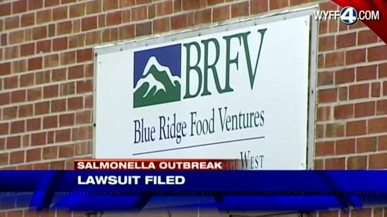 Lawsuit Filed In Asheville Salmonella Outbreak