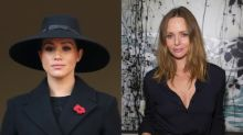 Stella McCartney criticised for promoting coat worn by Meghan Markle during Remembrance Sunday service