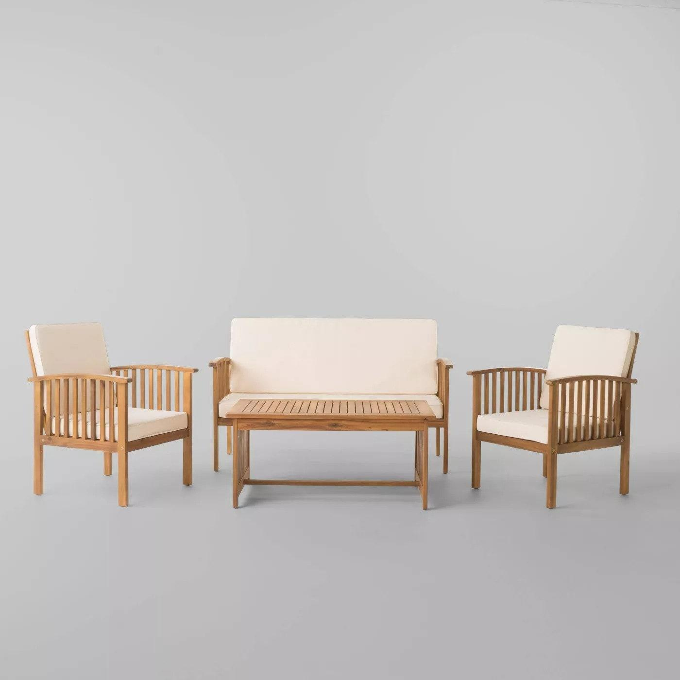 12 Outdoor Furniture Sets for Living Alfresco