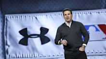 Under Armour shares plunge during retailer's investor day